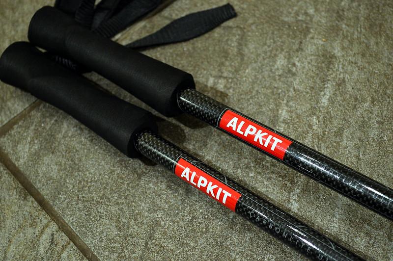 Alpkit Carbonlite Ultra