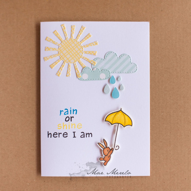Rain or Shine Card  + 2