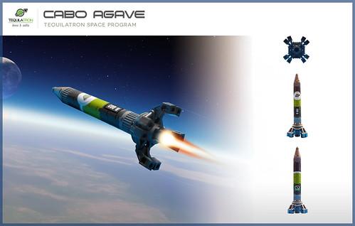 Cabo Agave - DA2 - Rocket