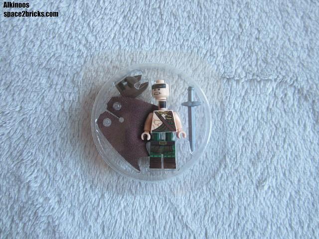 Lego tartan Batman p2