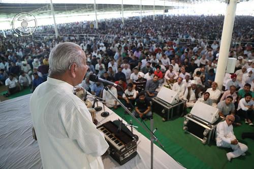 Member Executive Committee SNM, Kirpa Sagar from Faridabad, Haryana