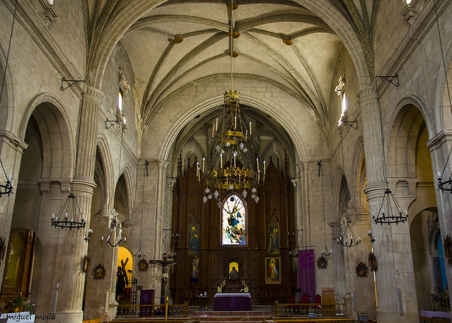 Iglesia de Santa Mar, Nikon D5100, Sigma 17-70mm F2.8-4 DC Macro OS HSM