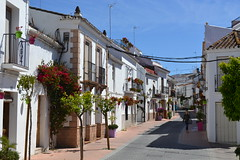 Callejeando por Estepona