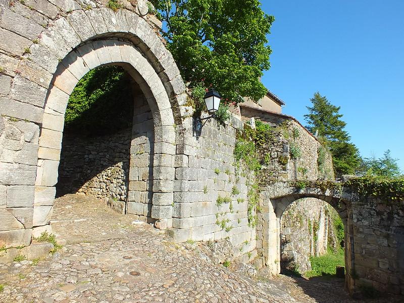 [055-017] Capdenac - La porte Narbonaise (Capdenac-le-Haut)