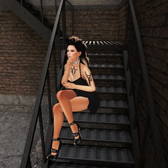 Georgie at Suicide DollZ