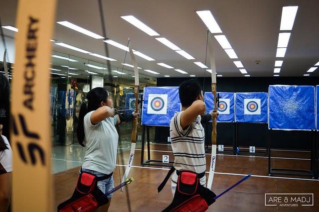 Kodanda Archery