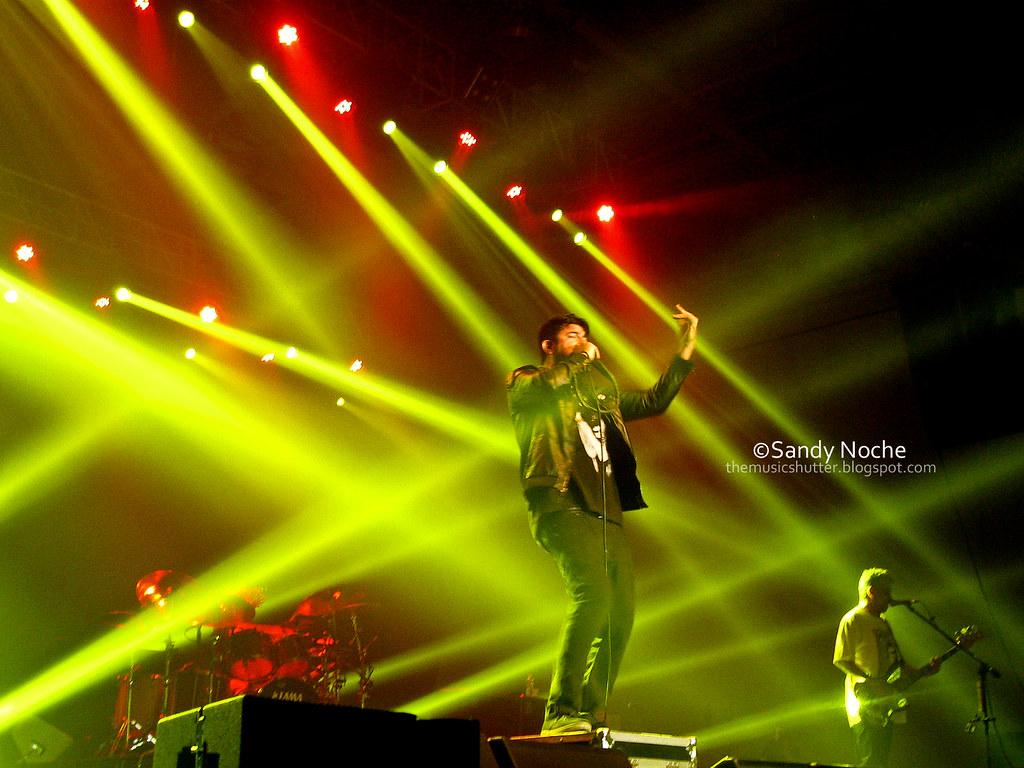 Deftones Live in Manila 05.26.13