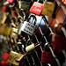 Small photo of Love padlock