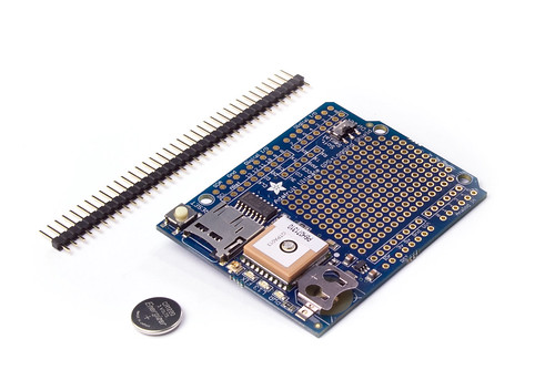 Adafruit ultimate gps shield v