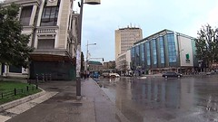 Novi Sad, Bulevar Mihajla Pupina, Jevrejska, Pozorišni trg by slucajni prolaznik