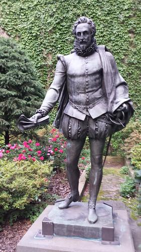 Cervantes by jpontual