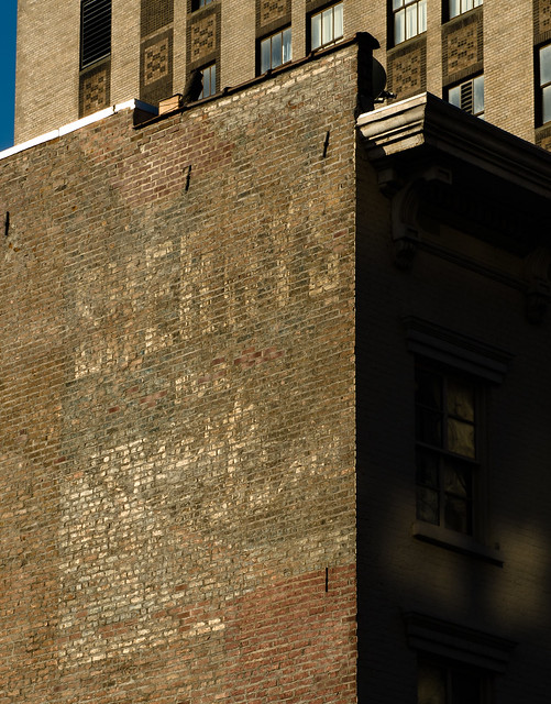 It's Sherry's for Smart Fashions - Ghost Sign-8737
