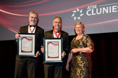 2013 Australian Academy of Technological Sciences and Engineering Clunies Ross  Award