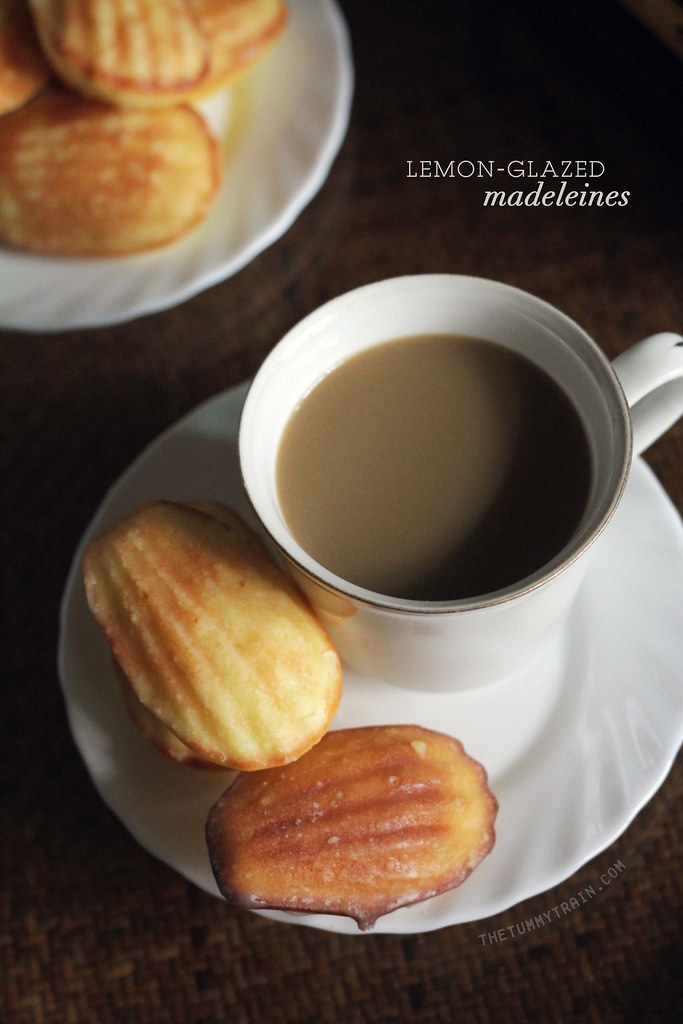 9065574745 c25db64d2b b - The art of being okay + Lemon-Glazed Madeleines
