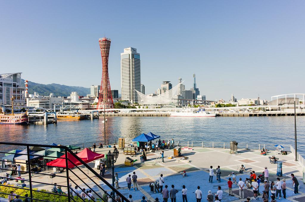 Higashikawasakicho 1 Chome, Kobe-shi, Chuo-ku, Hyogo Prefecture, Japan, 0.002 sec (1/640), f/5.6, 18.5 mm