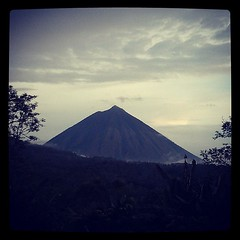 Inerie #volcano #flores