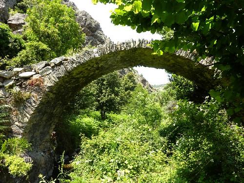 Le pont génois du Francioni