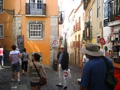 Walking tour of Alfama