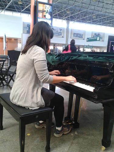 piano na rodoviária