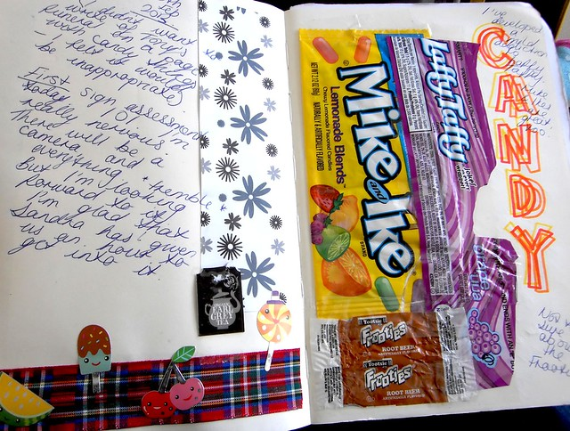 Embodiment Journal - American Candy