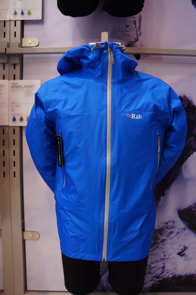 Rab Atmos jacket