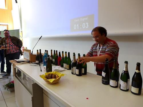 Winzerchampagner Vinocamp Boris Maskow