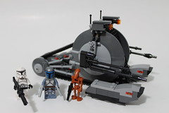 LEGO Star Wars Corporate Alliance Tank Droid (75015)