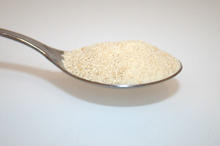 12 - Zutat Semmelbrösel / Ingredient breadcrumbs
