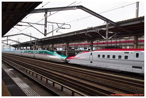 Touhoku Shinkansen #05