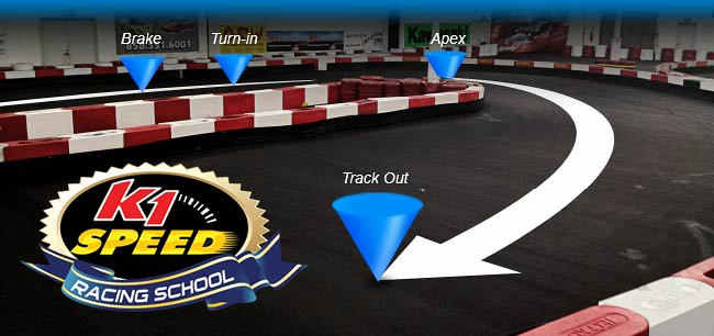 Go Kart Dallas >> Improve your times at our Racing School! | K1 Speed