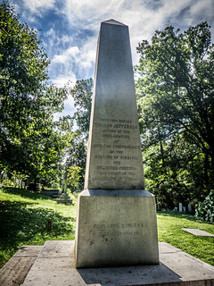 Thomas Jefferson Grave