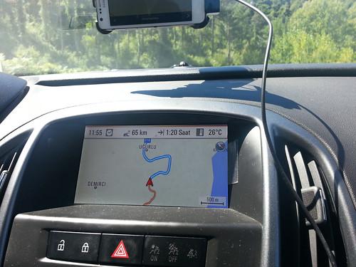 A GPS sem egyszerű