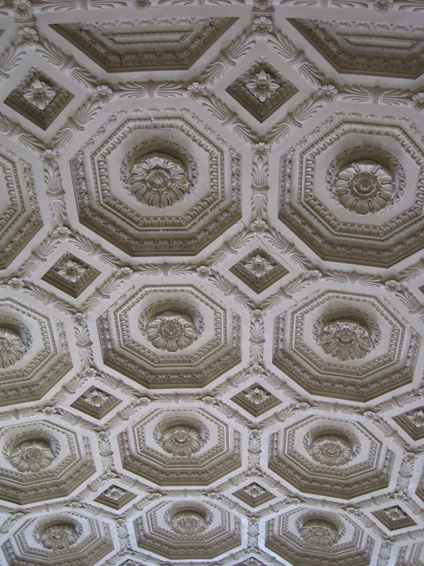 White Ceiling, Rome
