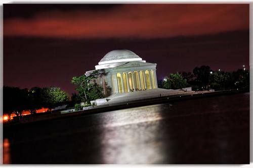 Washington D.C. dalla vita di Charles Dickens