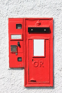 Letterbox - North Lancing, West Sussex