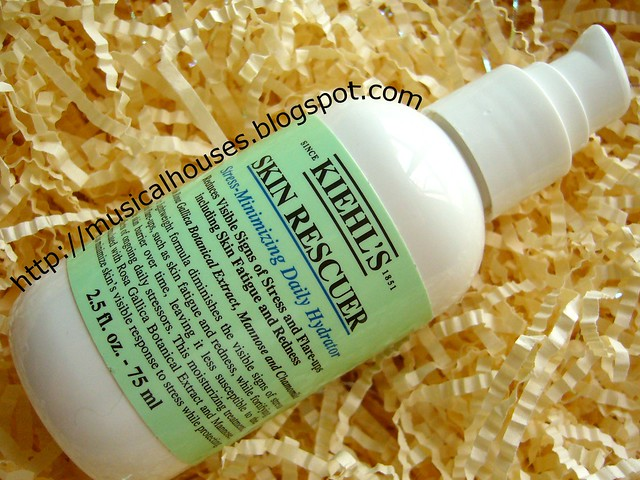 Kiehls Skin Rescuer bottle
