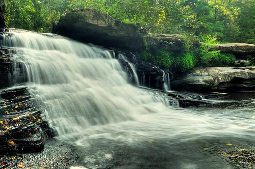 Shoal Creek Falls