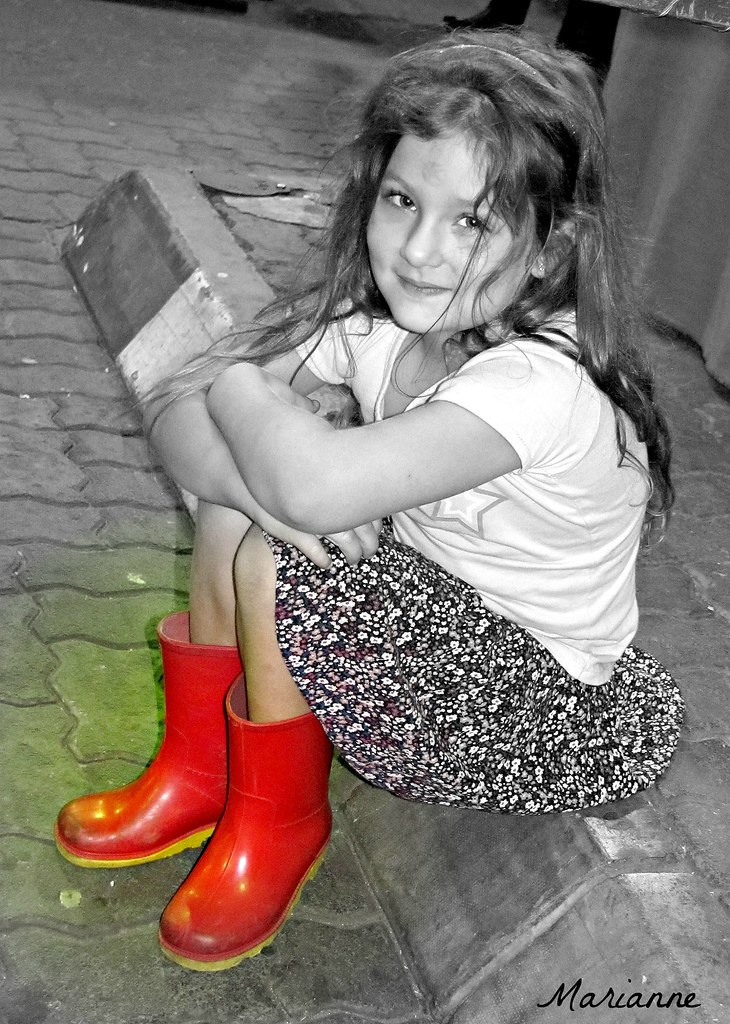Red - GUMBOOTS