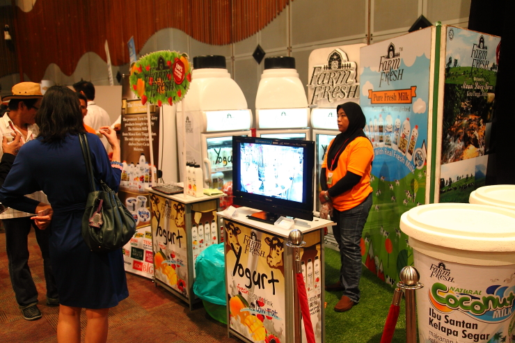 Farm Fresh Booth