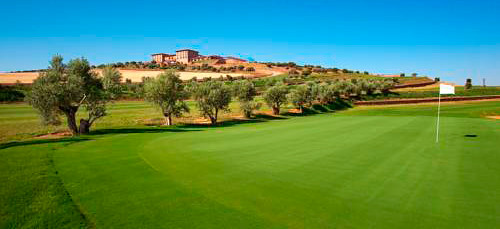 La Caminera Golf & Spa Resort (Torrenueva, Ciudad Real)