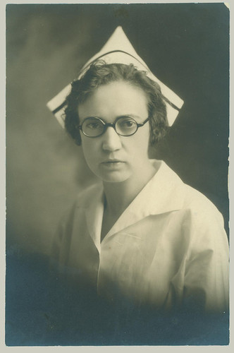 Portrait of a nurse
