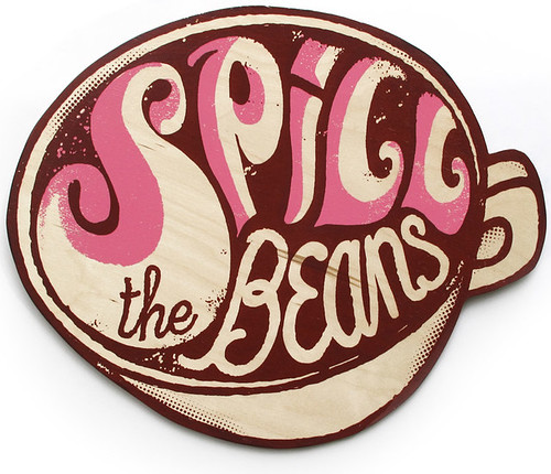 Spill the Beans by Andy Smith