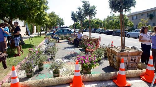 Pop-Up MANGo (Michigan Avenue Neighborhood Greenway) Planning & Community Event