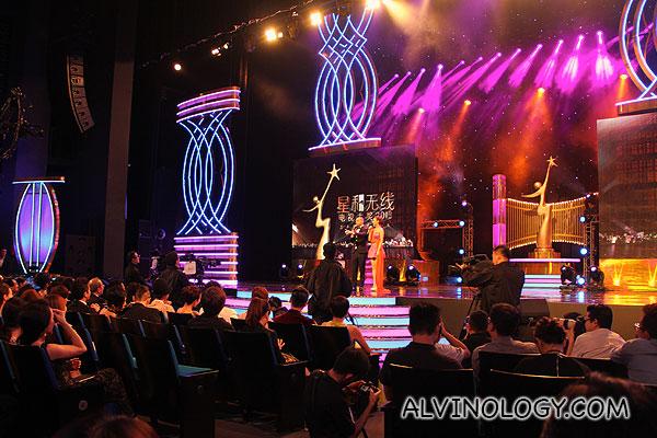 Starhub TVB Awards 2013