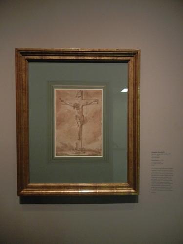 DSCN8035 _ Crucifixion, c. 1764, Ubaldo Gandolfi (1728-1781), LACMA