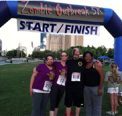 "Rockville Corizon employees survive ""zombie outbreak"""