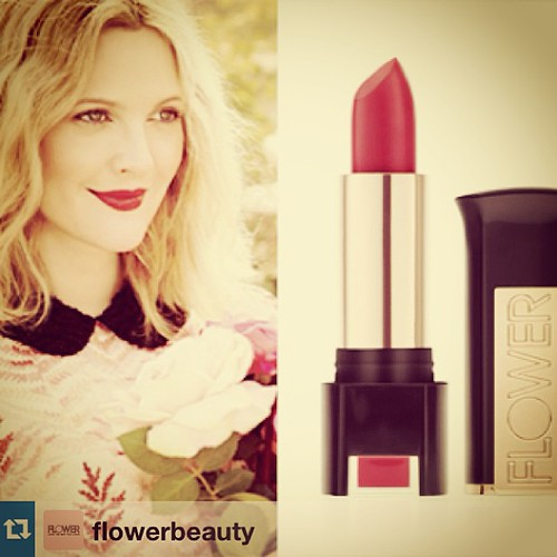 Drew Barrymore Created This  Amazing Beauty Line FLOWER @flowerbeauty on the Blog  www.therabbitandtherobin.co.za {follow me @robindeel on Instagram} Official @rabbitandrobin  #beauty #drewbarrymore #drew #flowerbeauty #flower #makeup #Repost from @flower