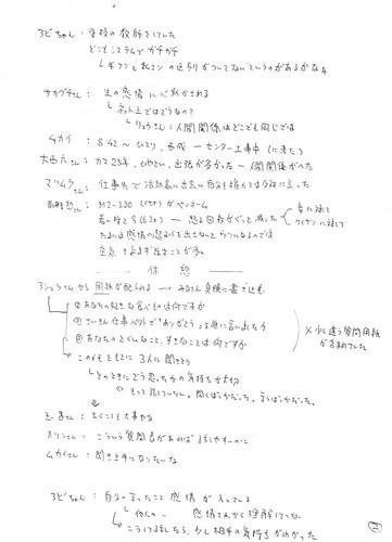 釜芸感情第1回No220130928