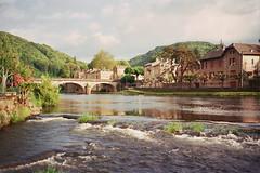 Rivière de l'Agout à Brassac