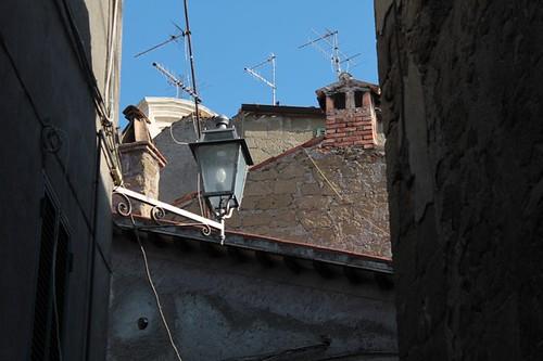 incastri di tetti